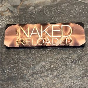 Urban Decay Naked Reloaded Makeup Palette NWOT